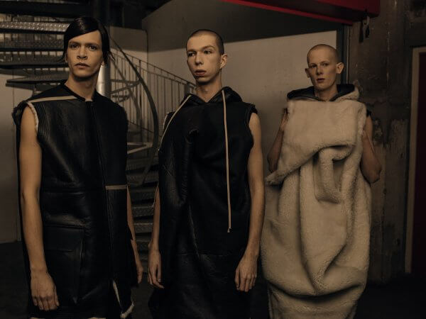 Fashion & Music – A match made in Hell. Feat. Rick Owens, Raf Simons et al.
