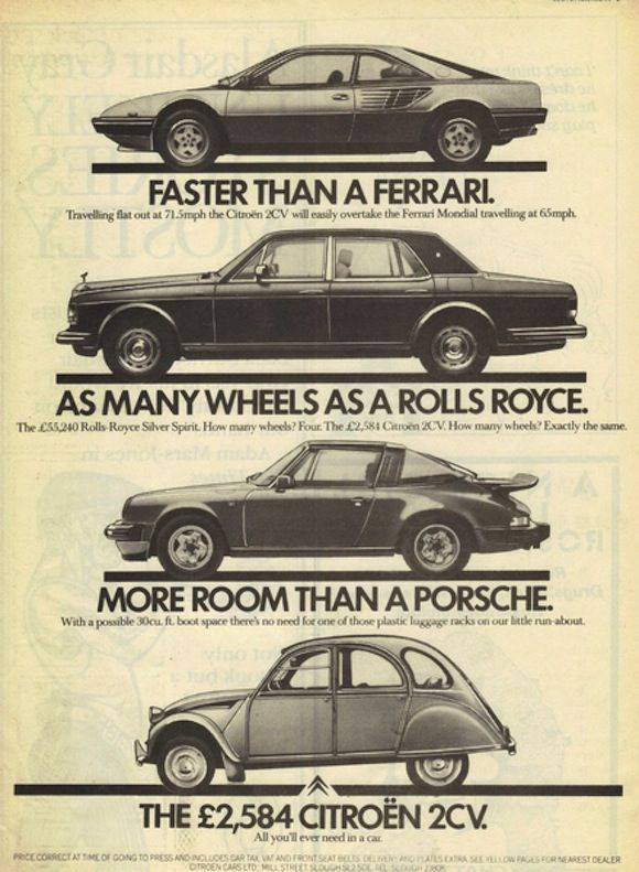Functional Marketing If Porsche Sells Emotion The Economy Car Should Go For Motion