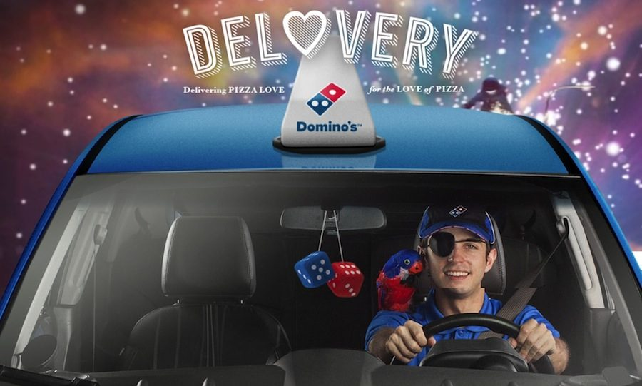 Domino's shows how pizza marketing should be done
